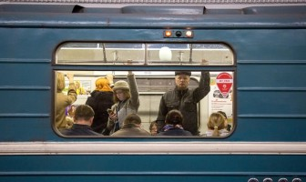 Фотопроект: московский метрополитен в объективе National Geographic