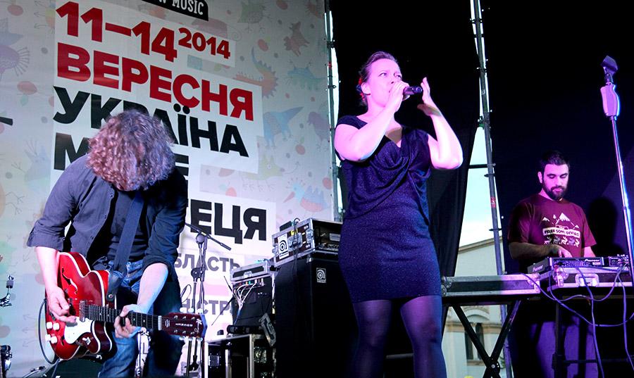 Belleruche Live