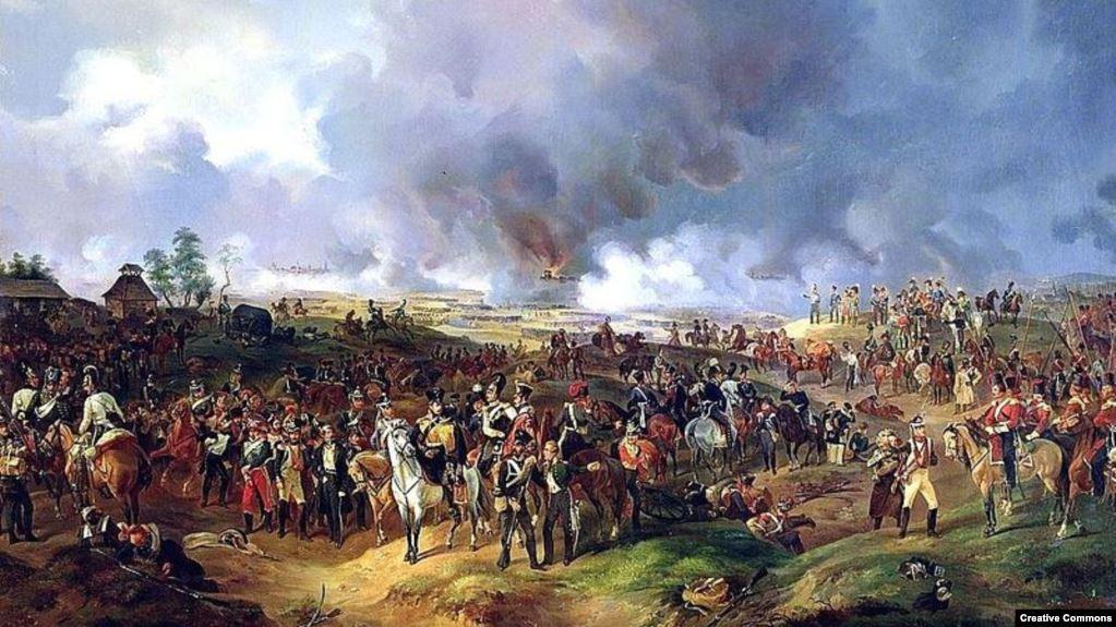 Битва при Лейпциге