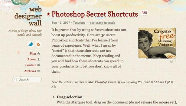 photoshopsecrets
