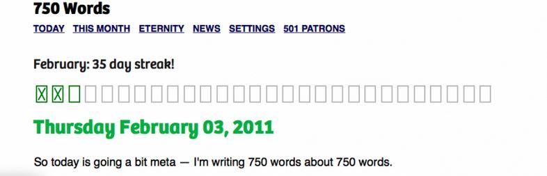 750-words