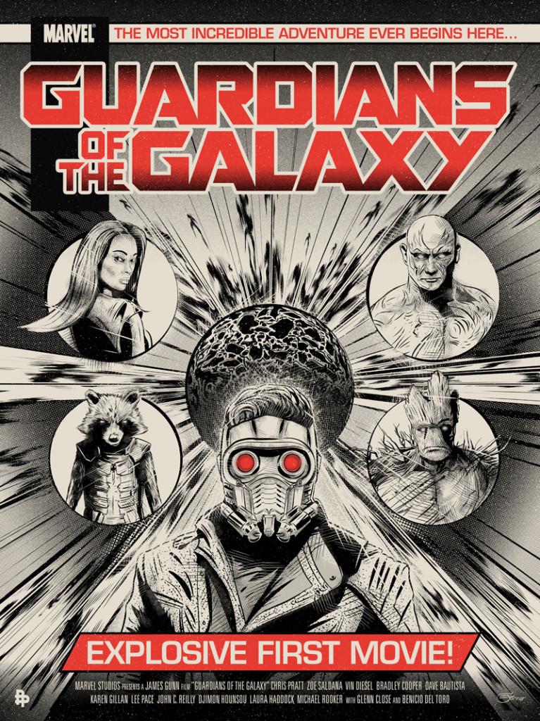 Stragi galaktiki poster 11|Sayhi