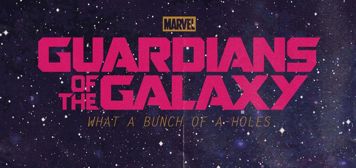 15 великолепных постеров к фильму «Стражи Галактики»