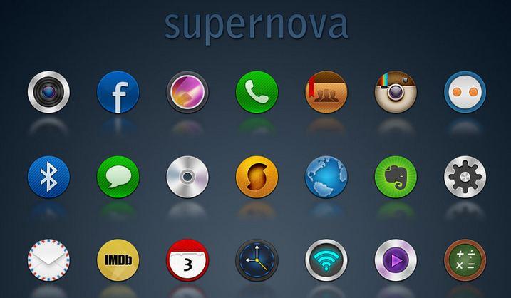 57_Supernova icons