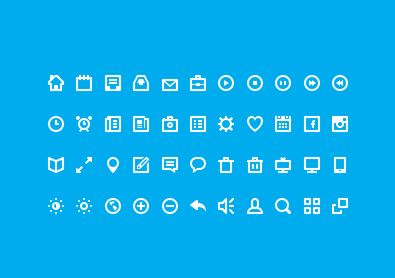 67_44 Shades of Free Icons