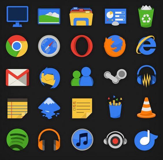 73_Plex icons set