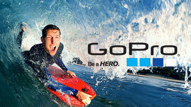 GoPro HERO4. Приключения в 4К