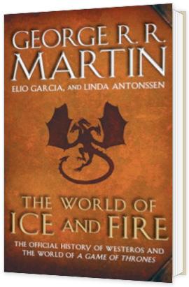 Джордж Мартин, «Песнь льда и пламени»