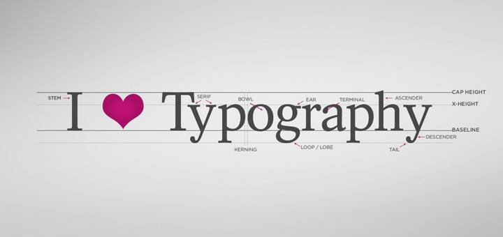 5 золотых правил типографики