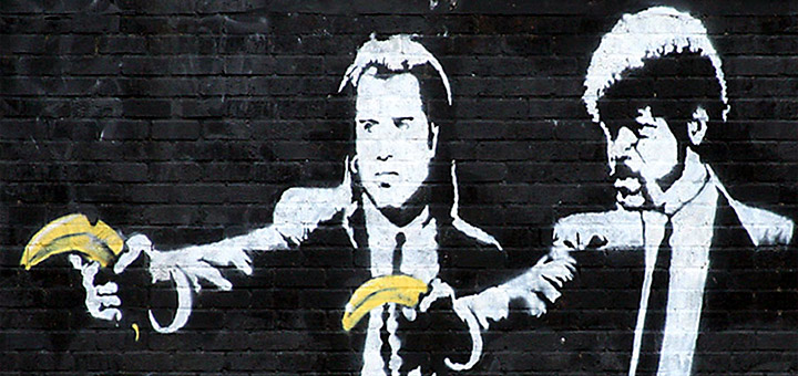 Banksy-arrested