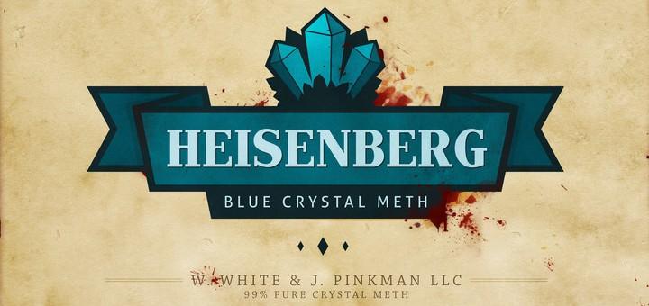 """Бренд Heisenberg может создать все. Но это """"все"""" будет только синим!"""