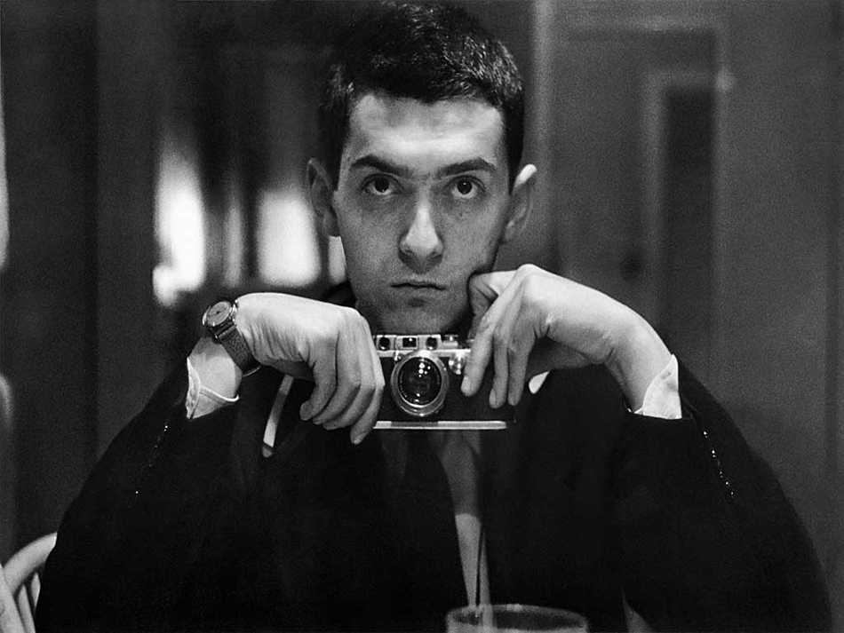 Kubrick Stanley Selfportrait 1949