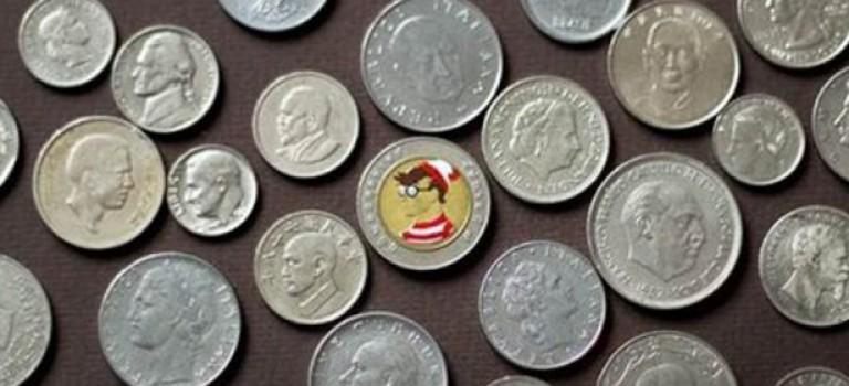 Поп-культура на монетах от Andre Levy: искусство не знает границ