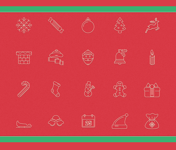 FESTIVE-CHRISTMAS-ICON-PACK