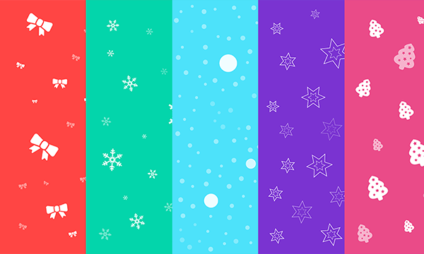 Freebie-free-seamless-christmas-backgrounds-set