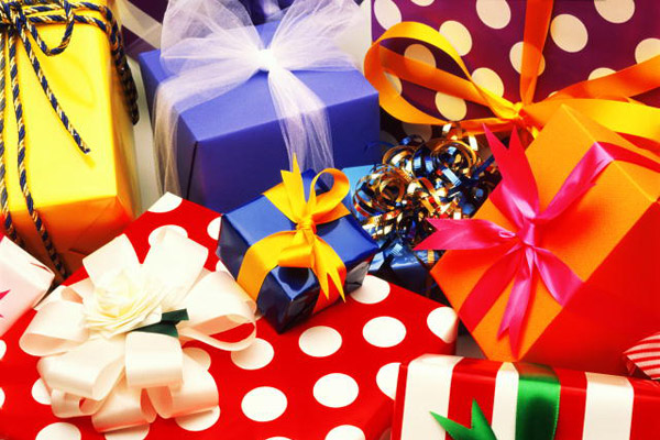 Купите подарки