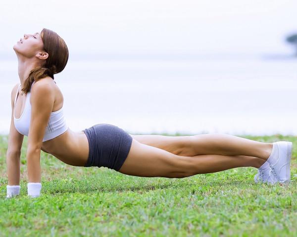 Сделайте несколько упражнений