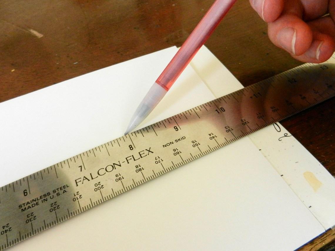 Как правильно рассчитать интервалы для вашей каллиграфии5