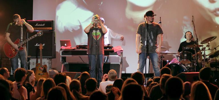 Покоряющие тело и дух вибрации ТНМК и хип-хоп экстаз в Киеве