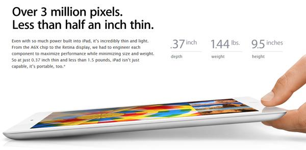 Команда Apple любит выделять цифры, чтобы прибавить достоверности