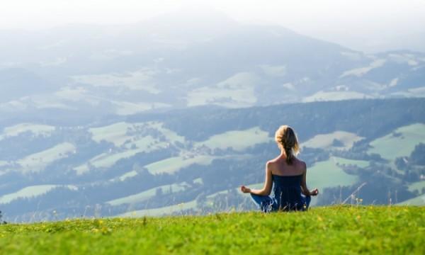 Найдите место, в котором вы сможете побыть наедине с собой