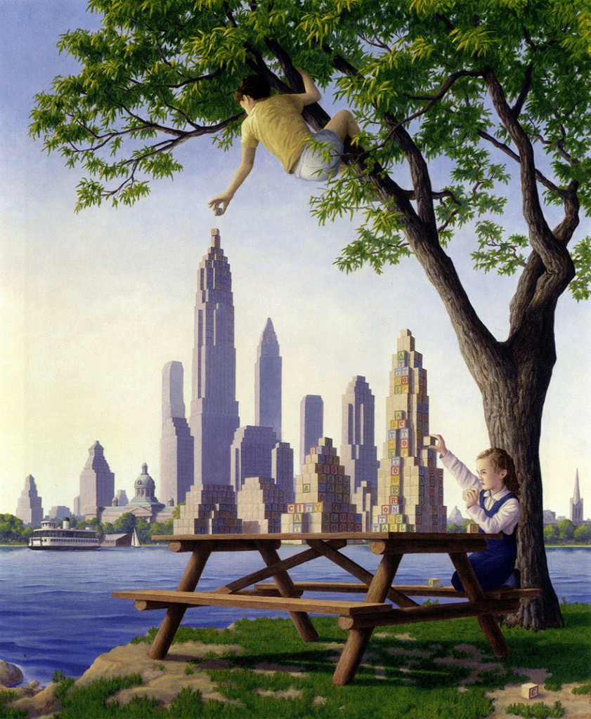 magic-realism-paintings-rob-gonsalves-11__880-841x1024