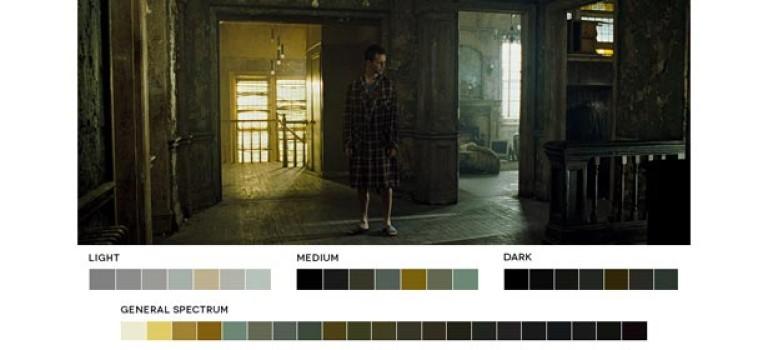 Самые популярные цветовые схемы в кино