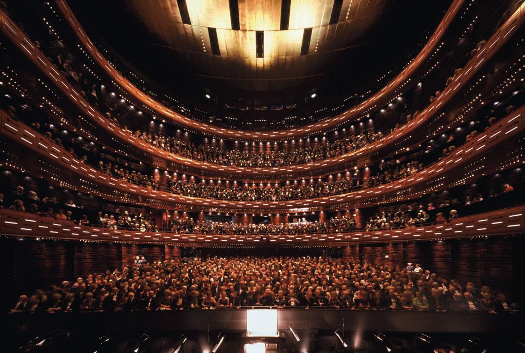 Copenhagen Opera House,
