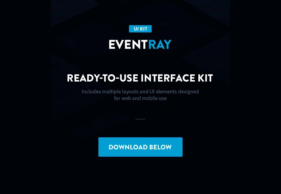 Пользовательский интерфейс от Entertray