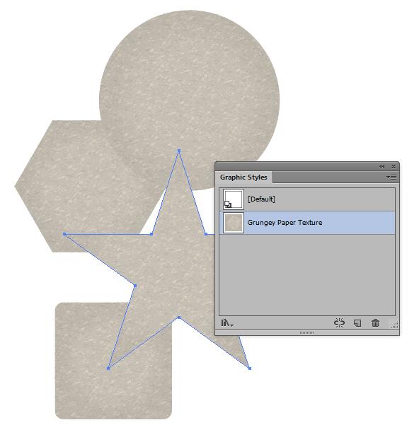 Создание текстур с помощью кистей
