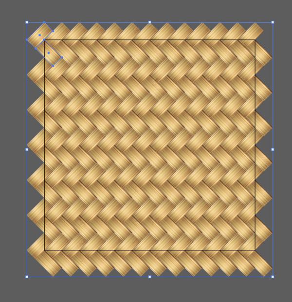 Создание текстур с помощью шаблонов