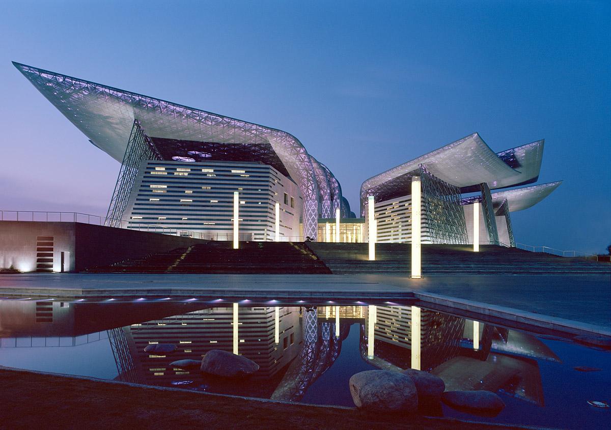 Wuxi Grand Theatre2