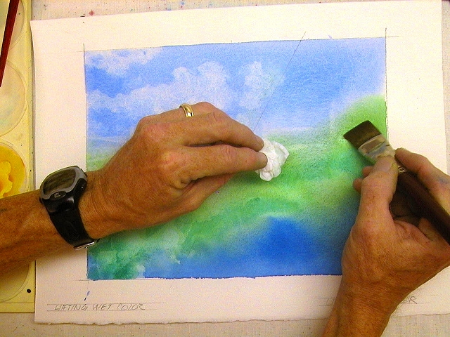 Wet On Wet Oil Painting Mistakes