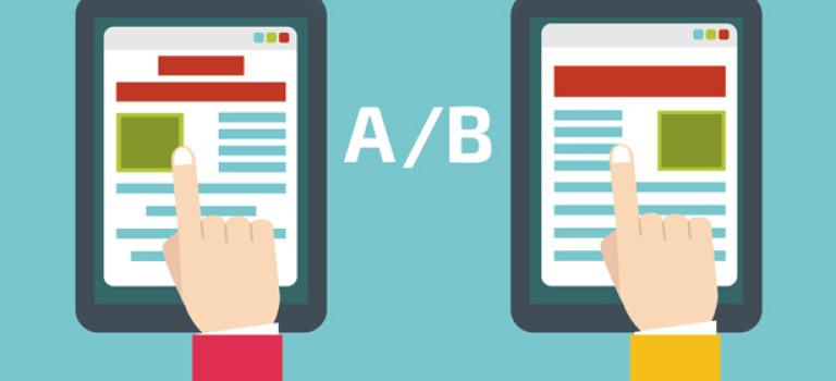 Как правильно провести А/В тестирование UX