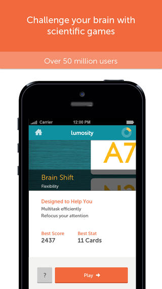 Lumosity-App
