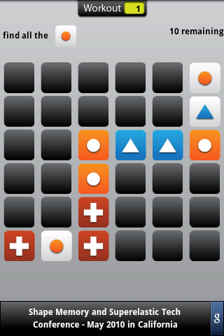 Memory-Trainer-App