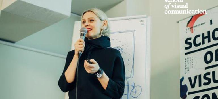 Наталия Синепупова о визуальных коммуникациях и актуальном обучении