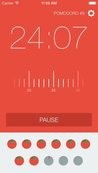 Pomodoro-Timer-App
