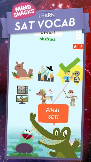 SAT-Vocab-App