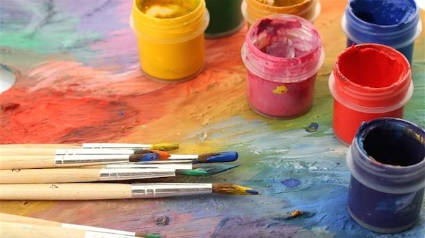 9 необычных способов создать красивую картину