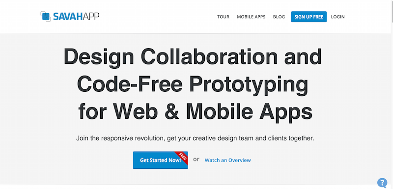 Free-Design-Collaboration-Interactive-Prototyping-for-Web-or-Mobile-Apps