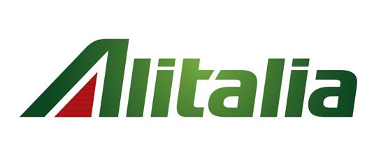 Новый логотип Alitalia