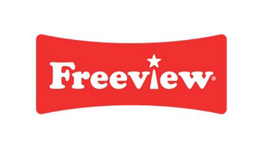 Старый логотип Freeview