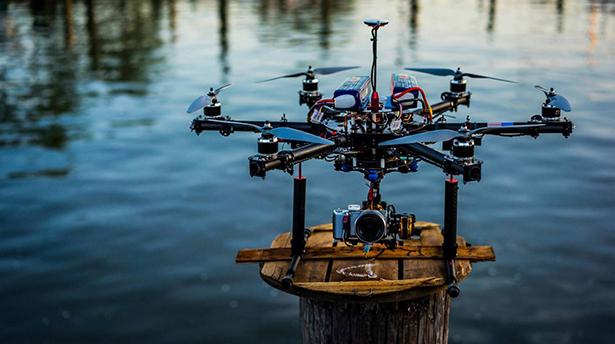 Как создать зрелищное видео с помощью дрона для съемки