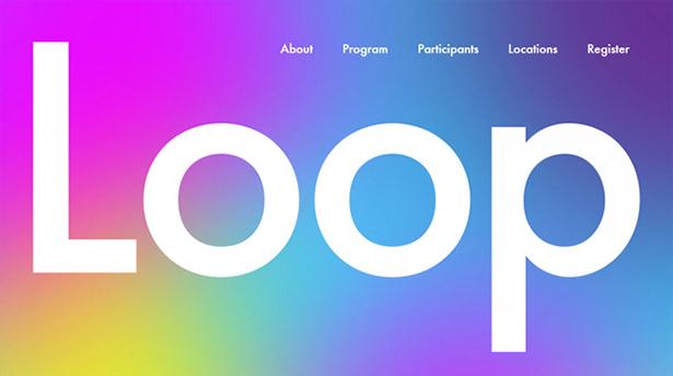 50 красочных веб-сайтов, которые вас вдохновят