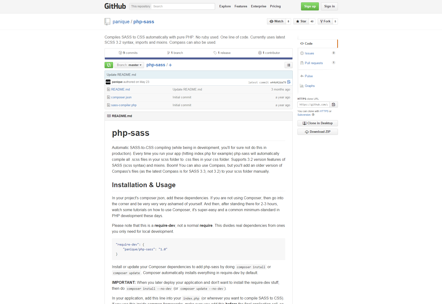 panique-a-php-sass-to-css-compiler