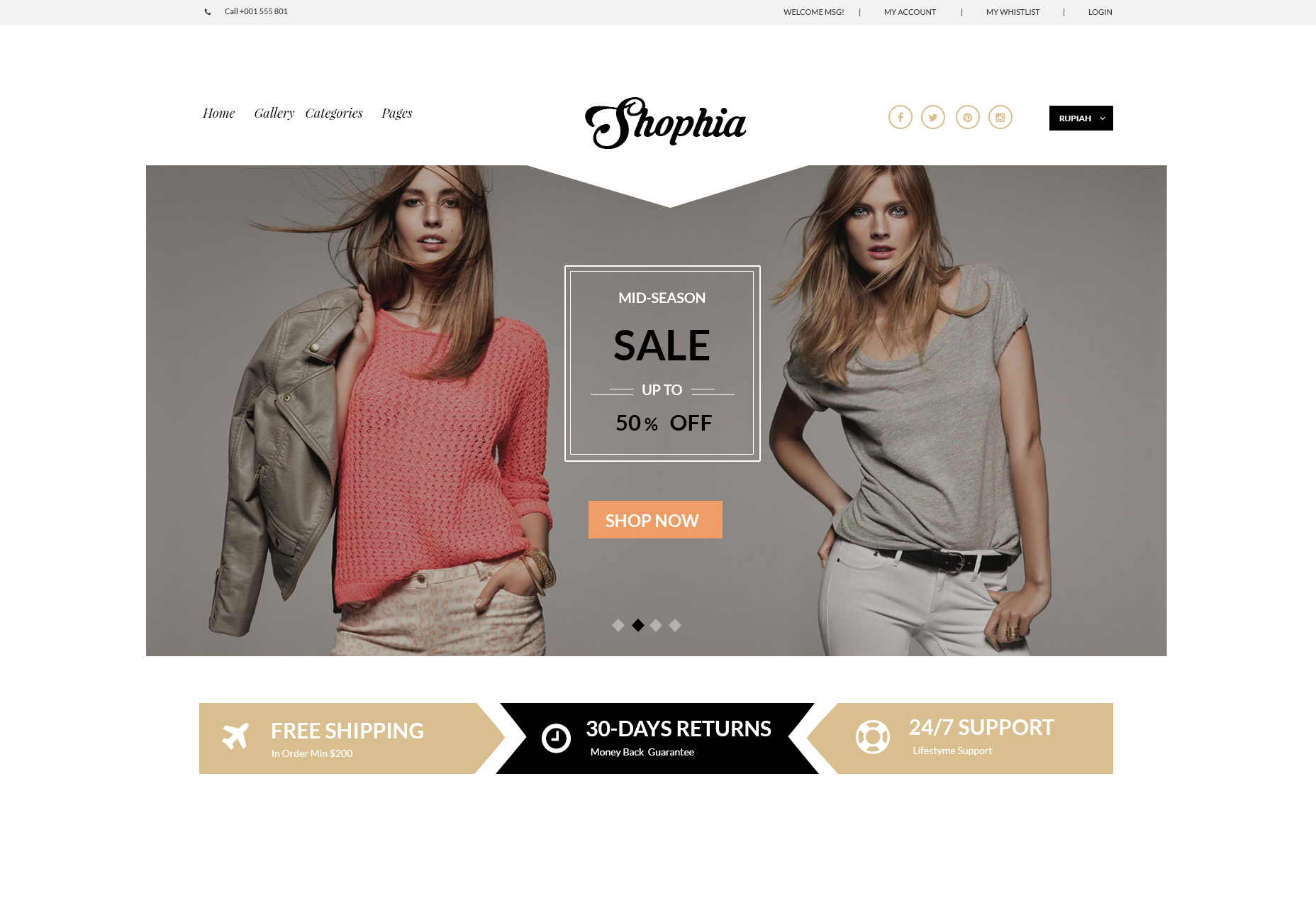 shophia-free-ecommerce-website-theme