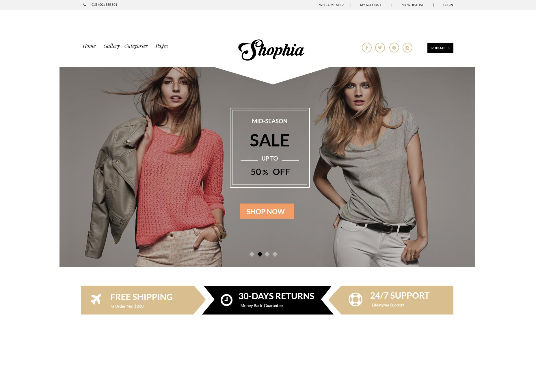 shophia-free-ecommerce-website-theme