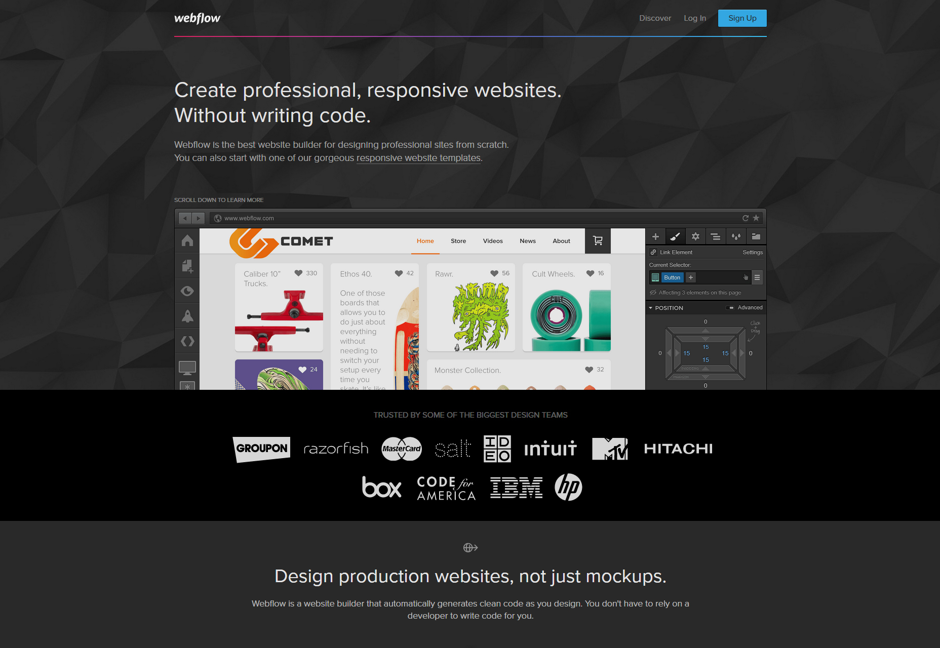 webflow-design-focused-website-builder