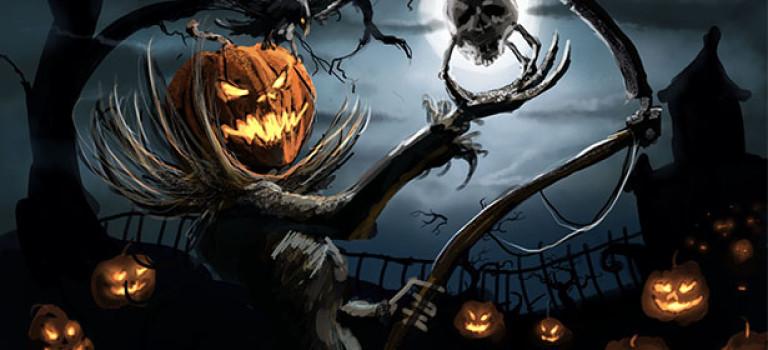 10 идей к Хэллоуину, способных испугать любого